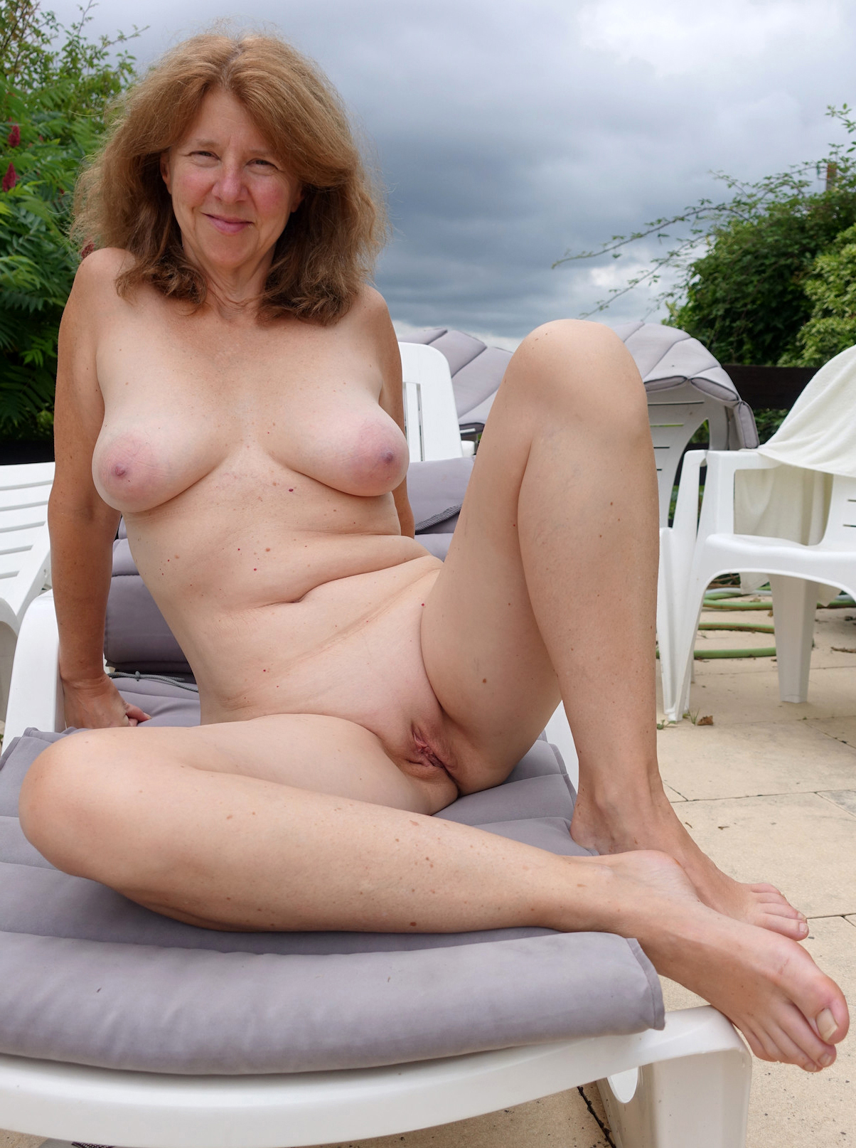 Ru nudist girl beach